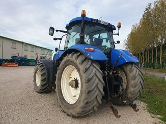 Tracteur agricole New Holland T7.270 AC - 4