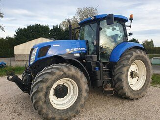 Tracteur agricole New Holland T7.270 AC - 1