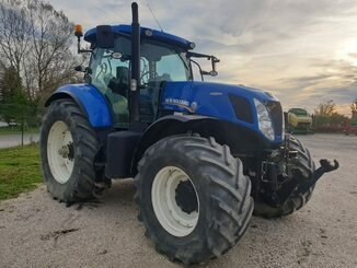 Tracteur agricole New Holland T7.270 AC - 2