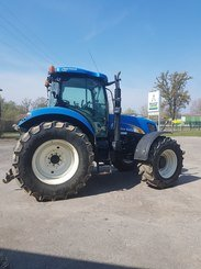 Tracteur agricole New Holland T6070 - 3