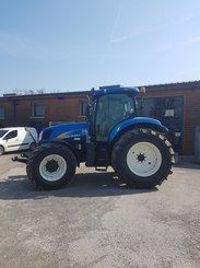 Tracteur agricole New Holland T6070 - 1
