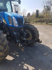 Tracteur agricole New Holland T6070 - 2